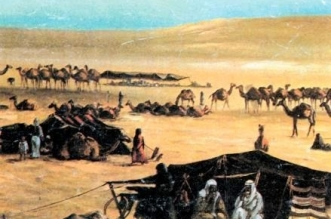old arab