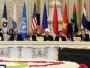 """انطلاق قمة """"التعاون وبناء الثقة في آسيا"""" في عاصمة طاجيكستان بحضور روحاني"""